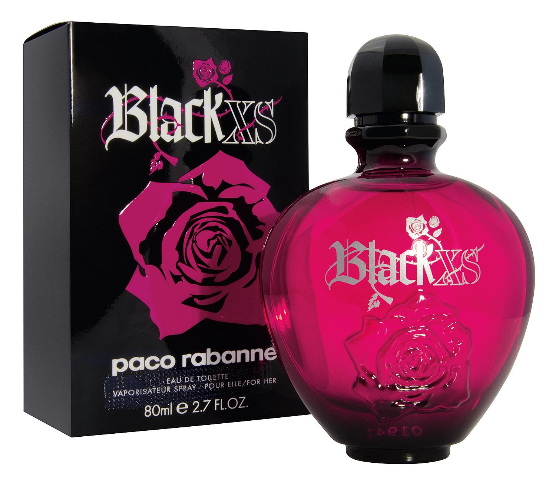 produit paco rabanne black xs femme
