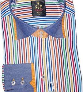 chemise femme multicolore