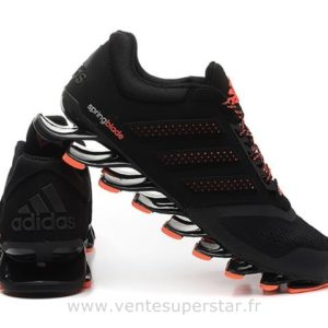 Adidas-Springblade-Prix-Noir-Orange-Ventesuperstar-Fr003