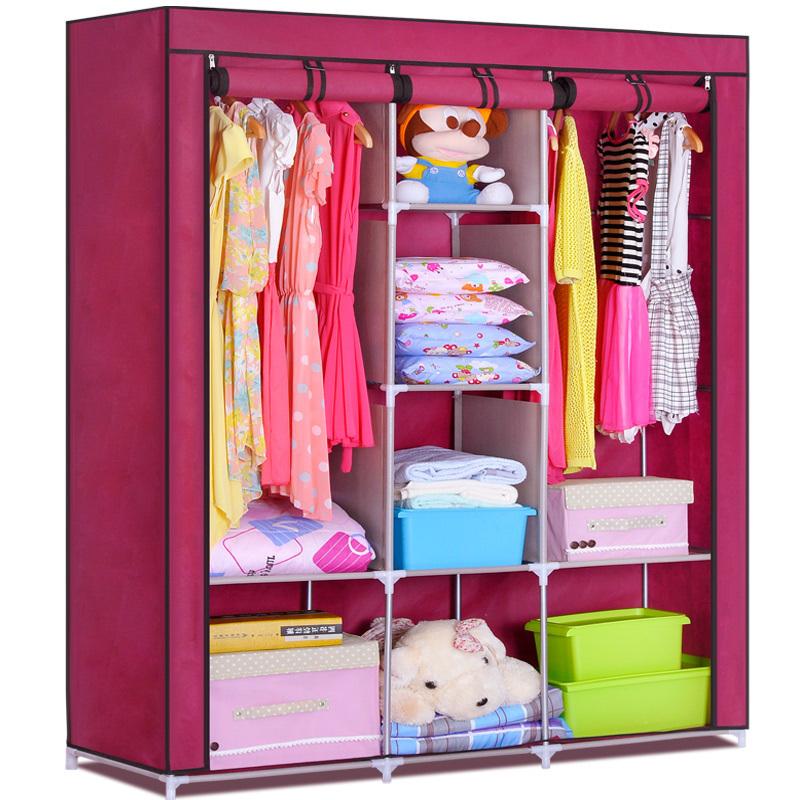 simple-armoire-de-tissu-epais-renforce-acier-double-pliage-grande-armoire-armoire-de-rangement-armoires-vetements-1