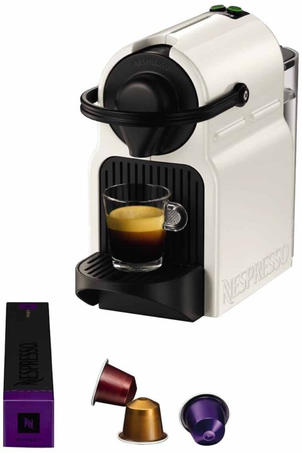 nespresso machine promotion