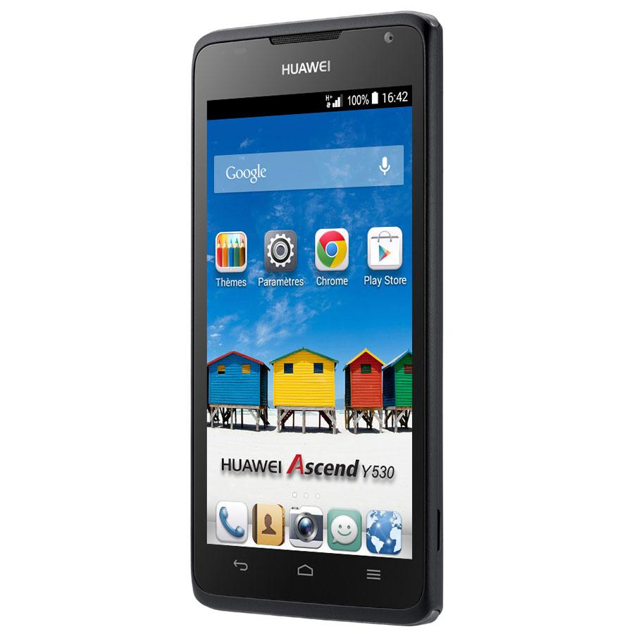 huawei ascend y530 smartphone 3g avec cran tactile 4 5. Black Bedroom Furniture Sets. Home Design Ideas