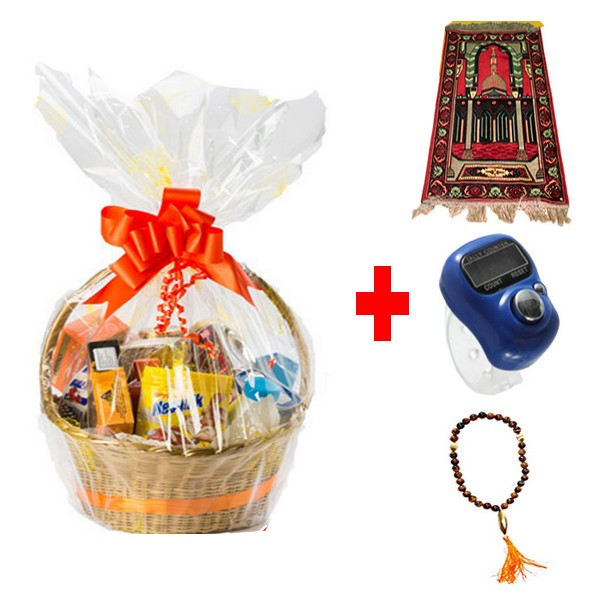 panier ramadan cadeau offert. Black Bedroom Furniture Sets. Home Design Ideas