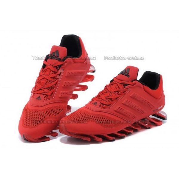 adidas springblade 2 enfant rouge
