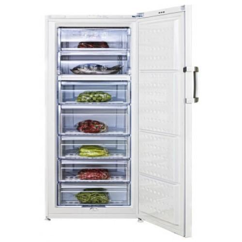 Cong lateur vertical 295 litres avec 7 tirois beko - Congelateur armoire 360 litres ...