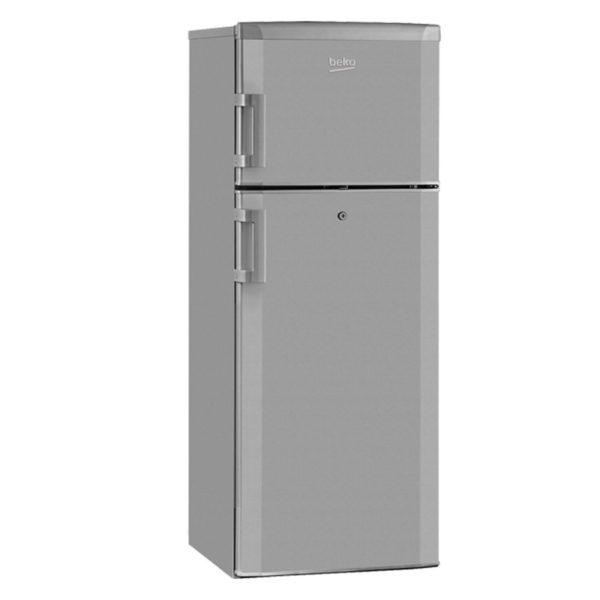 refrigerateur beko double porte dse28000kls 280 l. Black Bedroom Furniture Sets. Home Design Ideas