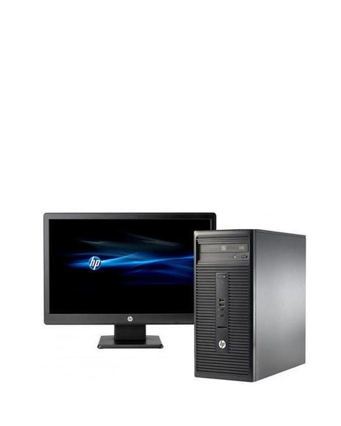 ordinateur bureau hp 280 g1 mt intel core i3 4 go de ram. Black Bedroom Furniture Sets. Home Design Ideas