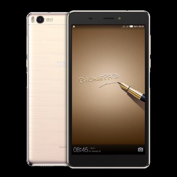 Tecno Pad 3 Tablette 7 Pouces Mémoire 16 Go Ram 2 Go Dual Micro Sim 4G