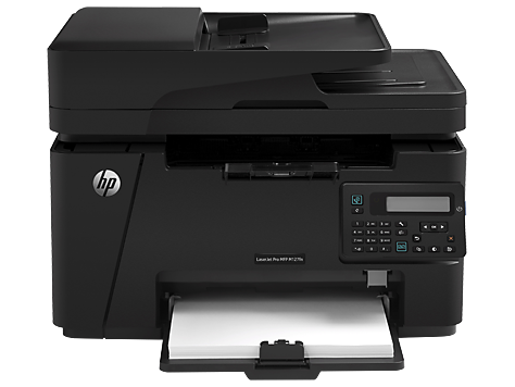 imprimante multifonction hp laserjet pro m127fn en promo. Black Bedroom Furniture Sets. Home Design Ideas