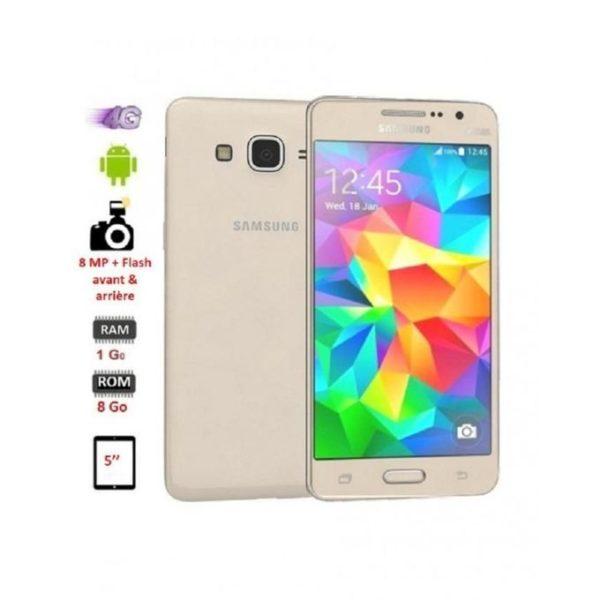Samsung Galaxy J2 Prime 4G Memoire 8 Go Ram 1