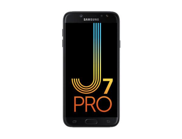 Samsung Galaxy J7 Pro 2017 Memoire 32 Go Authentique Sur Promosn