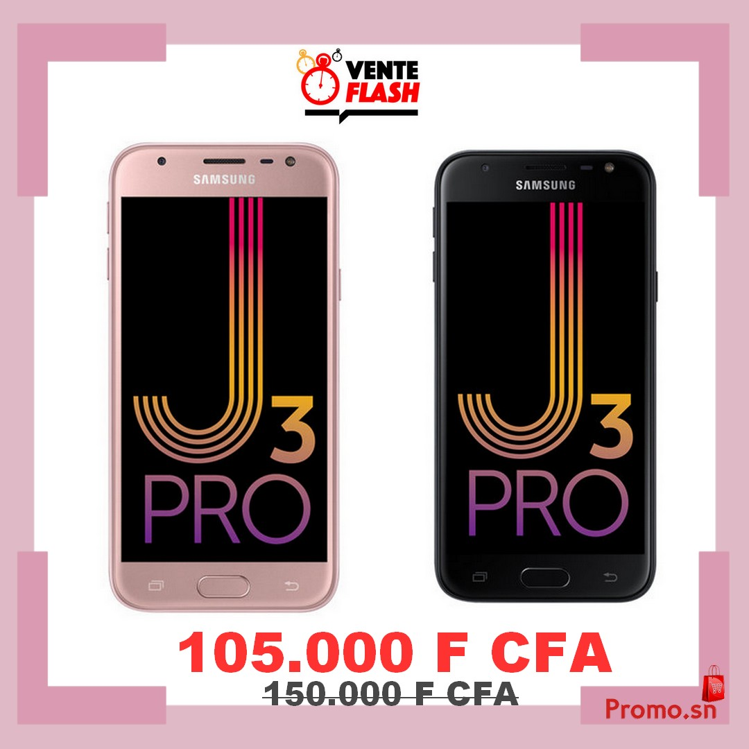 samsung galaxy j3 pro 2017 authentique 4g disponible sur