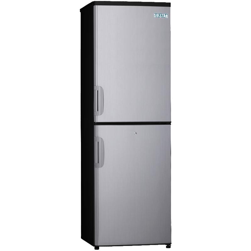 r frig rateur combin solstar 330 litres avec 4 tiroirs. Black Bedroom Furniture Sets. Home Design Ideas