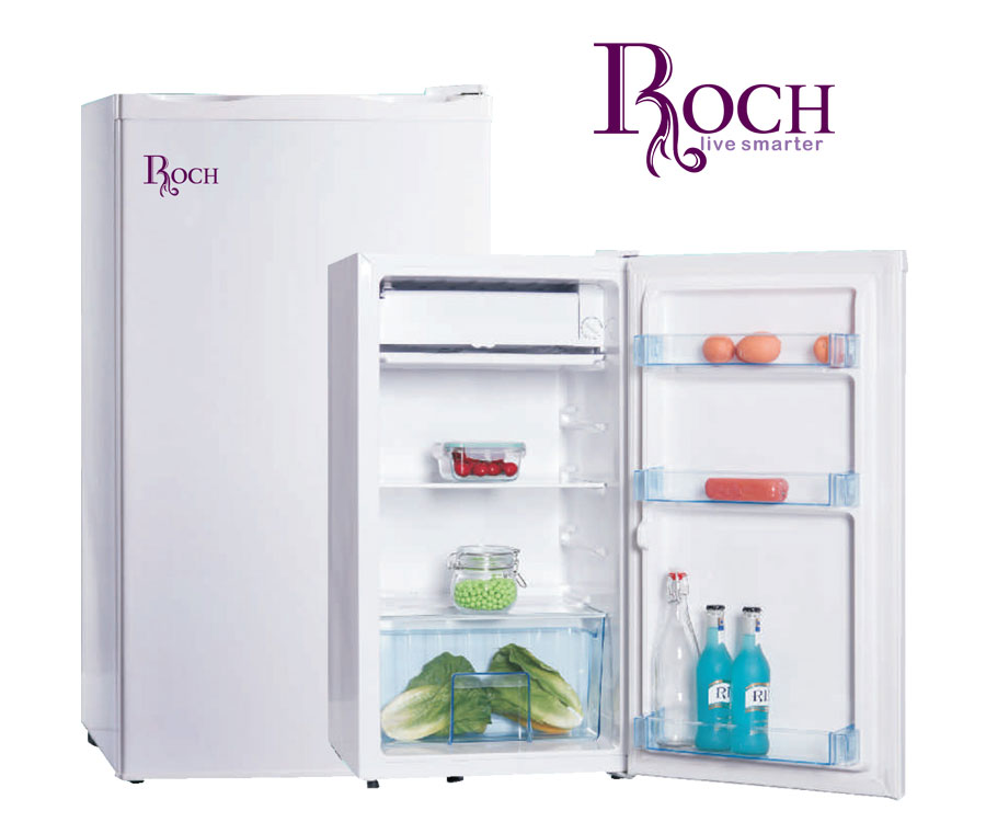 frigo bar roch 1 porte capacit 105 litres produit de qualit. Black Bedroom Furniture Sets. Home Design Ideas