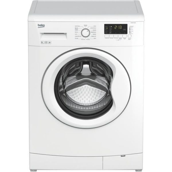 machine laver 9 kilos beko lave linge frontale 1400 tours a. Black Bedroom Furniture Sets. Home Design Ideas