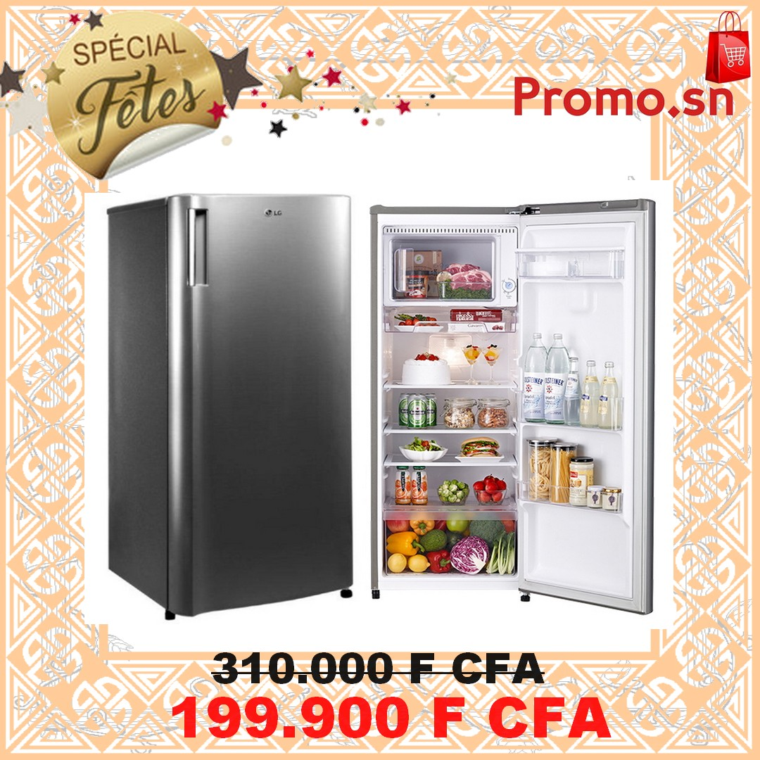 R frig rateur lg une porte 195 litre avec ne grande capacit - Refrigerateur grande capacite 1 porte ...