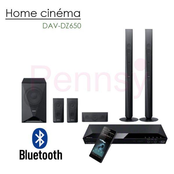 Home cinéma bluetooth