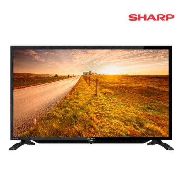 t l vision sharp 32 pouces 80 cm led tv sans tnt petit prix. Black Bedroom Furniture Sets. Home Design Ideas
