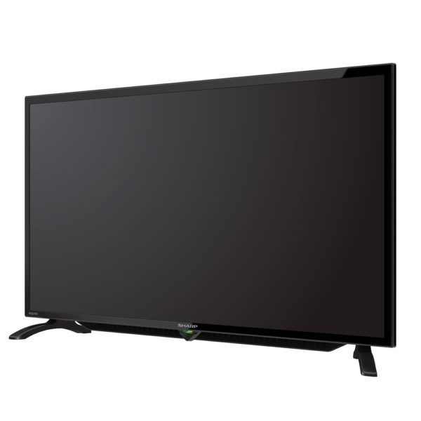 t l vision sharp 32 pouces 80 cm led tv sans tnt petit prix. Black Bedroom Furniture Sets. Home Design Ideas