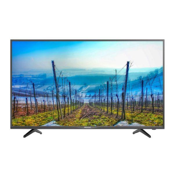 t l vision hisense 43 pouces 106 cm smart tv led 4k. Black Bedroom Furniture Sets. Home Design Ideas