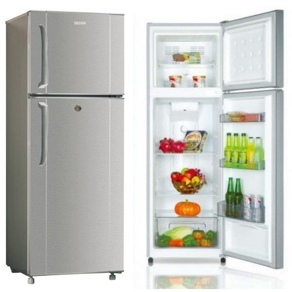 r frig rateur 2 portes 265 litres solstar frigo sur. Black Bedroom Furniture Sets. Home Design Ideas