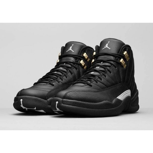 sports shoes 7face 414b8 Nike Air Jordan 12 retro master noir Authentique