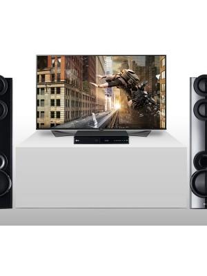 Home cinema LG 1000W 4.2Ch. Home Theater DVD/ CD Playback LHD677